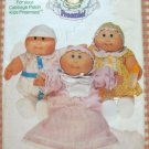 Cabbage Patch Kids Preemie Doll Clothes Uncut Sewing Pattern Butterick 6980