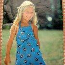 Vintage 70s Pattern Girls Wrap Dress Butterick See & Sew 5835