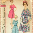 Vintage Sewing Pattern Dress Simplicity 4050