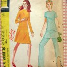 McCall's 2622 Size 14 Misses Dress, Top and Pants Vintage 70s Sewing Pattern