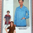 Women's Smock Top Vintage Sewing Pattern Simplicity 9638