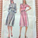 Misses Dress Butterick 3708 Vintage Sewing Pattern