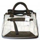 Steve Madden Handbag Camila Satchel Stone