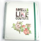 Juicy Couture Spiral Hardcover Journal Smells Like Couture