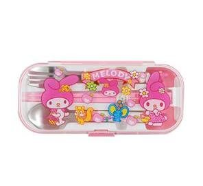 Melody Tableware Set (Pink)