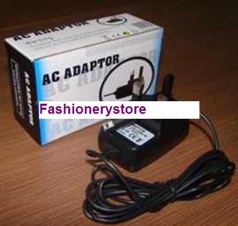 UK Version AC Adapter for DSi/DSi XL/LL