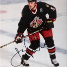 Jamie Pushor Columbus Blue Jackets signed 8x10 photo