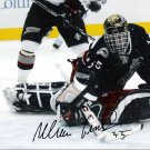 Martin Prusek Columbus Blue Jackets signed 8x10 photo