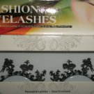 #14 Fashion fake reuseable eyelashes (bird  and flower picture) G NBU NBW NBO