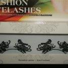 #16 Fashion fake reuseable eyelashes (bird and flower picture) G NBU NBW NBO