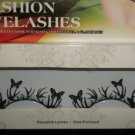 #17 Fashion fake reuseable eyelashes (butterfly picture) G NBU NBW NBO