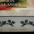 #24 Fashion fake reuseable eyelashes (flower picture) G NBU NBW NBO