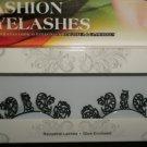 #36 Fashion fake reuseable eyelashes (pattern picture) G NBU NBW NBO