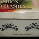 #40 Fashion fake reuseable eyelashes (leaves picture) G NBU NBW NBO