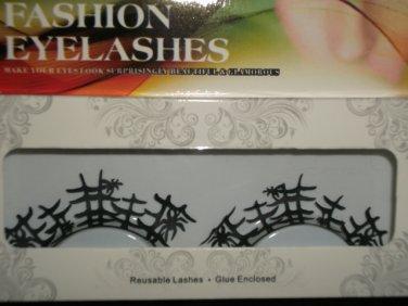 #44 Fashion fake reuseable eyelashes (plant picture) G NBU NBW NBO