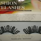 #48 Fashion fake reuseable eyelashes (pattern picture) G NBU NBW NBO