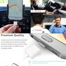 2.4A Micro USB Charging Cable Magnetic Adapter Charger For Android Samsung