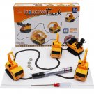 Inductive Shop-Truck Toy Automatic Novelty Follow-Line You Draw Cars(Random Style)