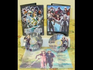 Final Fantasy VII Complete DVD Set