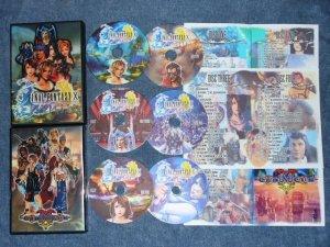 Final Fantasy X Complete Cinema Anthology
