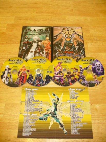 .hack//G.U. Volume 3: Redemption Cinema Anthology