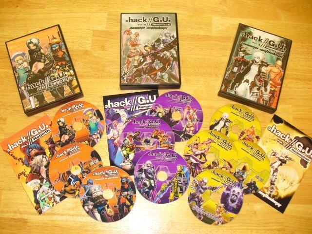 .hack//G.U. Cinema Anthology Bundle
