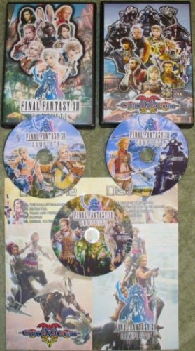 Final Fantasy XII Complete Cinema Anthology