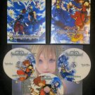 Kingdom Hearts: Re:Chain of Memories Cinema Anthology (With CoM BONUS Disc)