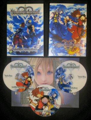Kingdom Hearts: Re:Chain of Memories Cinema Anthology (With CoM BONUS Disc)
