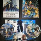Crisis Core: Final Fantasy VII Cinema Anthology DVD Set