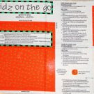 KIDZ ON THE GO - My Checkers - fabric panel