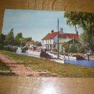 Pleasure Boat Inn Hickling Norfolk Broads Postcard
