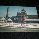 Harveys Champion Best Bitter of Britain 2006 Beer Mat