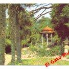 USSR Soviet Russian Postcard - Nikitsky Botanical Garden, Yalta, Crimea 1980s