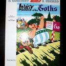 ASTERIX ET LES GOTHS - Goscinny / Uderzo - Comic Album in French - book #3