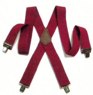 Santa Suspenders