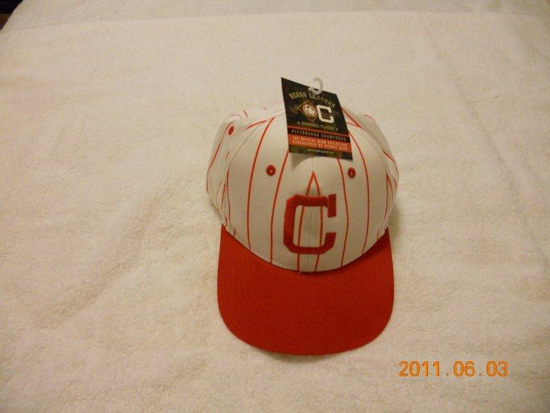 Pittsburgh Crawford Summer Baseball Cap