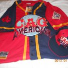 Chicago American Gaints Jersey and Cap Set