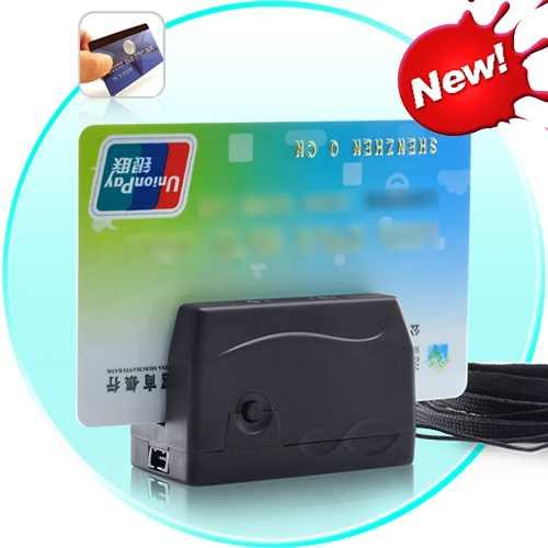 Mini Credit Card Reader - Item #CVKX-G318