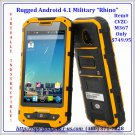 "Rugged Android 4.1 Military ""Rhino"""