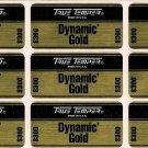 DYNAMIC GOLD S300 SHAFT BANDS (9)