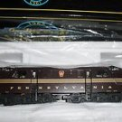 WEAVER BRASS PENNSYLVANIA TUCSAN O GAUGE SCALE GG-1 ELECTRIC LOCOMOTIVE OB
