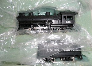 WESTSIDE BRASS UNION PACIFIC HO GAUGE ATLANTIC  STEAM ENGINE AND TENDER OB