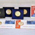 COMMEMORATIVE COIN COLLECTION LOT