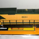 3RD RAIL/SUNSET CHICAGO AND NORTHWESTERN BRASS O SCALE C-449W DIESEL ENGINE OB