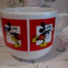 Mickey Mouse Disney Souvenir Coffee Tea Mug Cup Kilncraft England