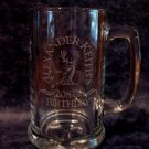 Alexander Keiths Beer Glass Stein Mug 208 Birthday Canada Souvenir Collector