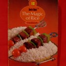 Vintage 1969 Uncle Ben's The Magic Of Rice Cookbook Recipes