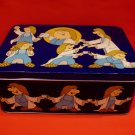 Tetley Tea Tin Gaffers Souvenir Collector Vintage Collectible