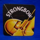 Strongbow Dry Cider Ale Lager Beer Coaster England UK Souvenir